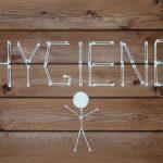 Inscription hygiene